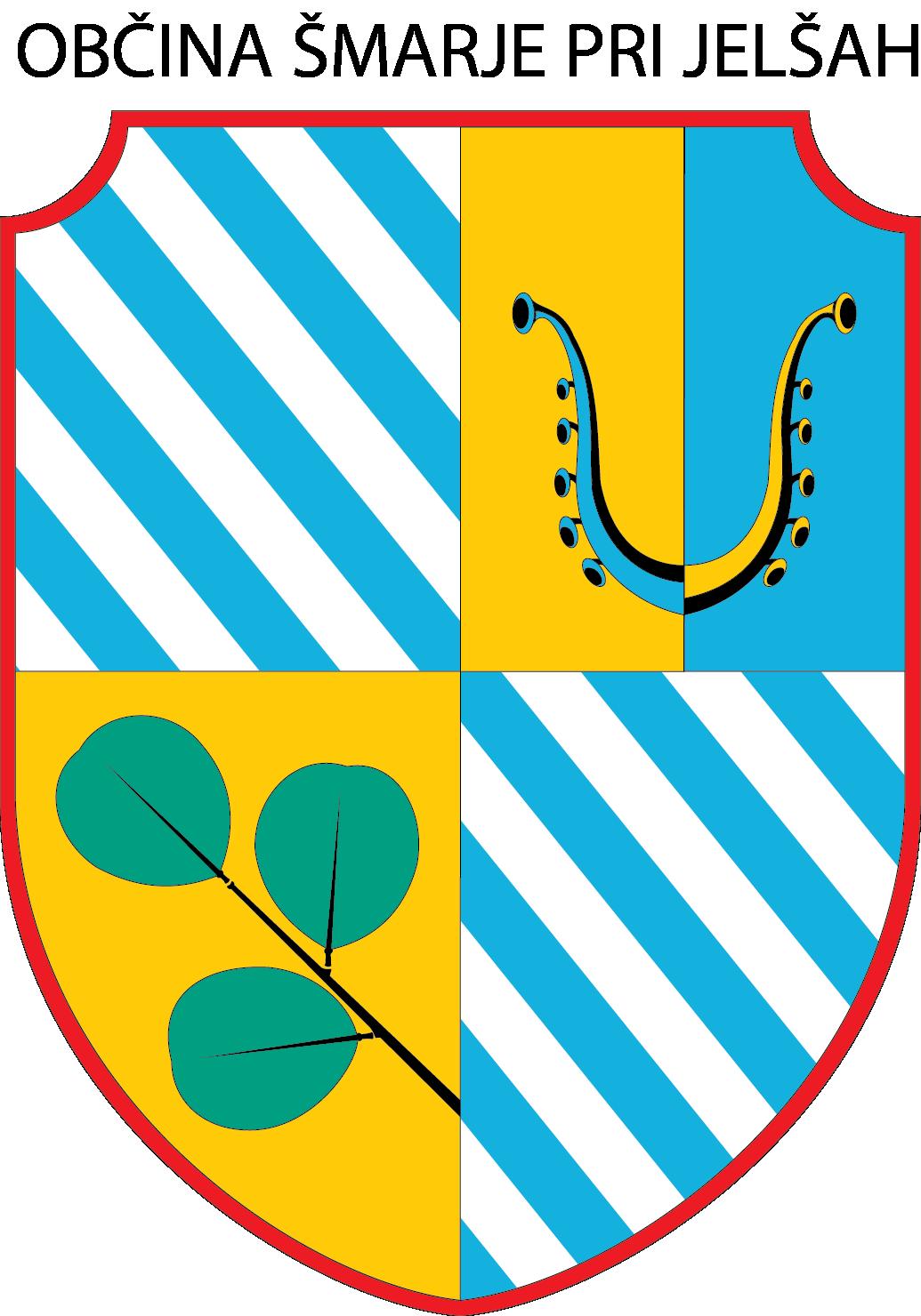 Grb Občina Šmarje
